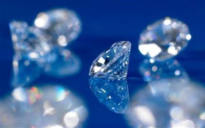 Voor banken is de diamanthandel zijn glans kwijt