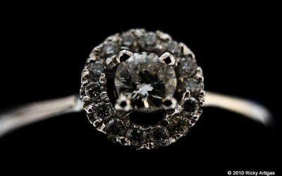 Zeldzame blauwe diamant voor 51,3 miljoen euro verkocht